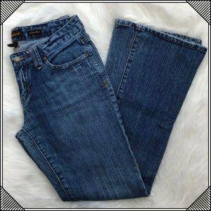 * Aeropostale Blue Jeans Boot Cut Pants 5/6 *